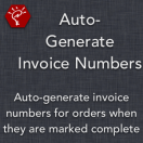 Auto-Generate Invoice Numbers