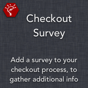 Checkout Survey