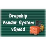 Drop Ship Vendor System vQmod