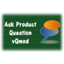 Ask Product Question vQmod for OpenCart