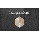 InstagramLogin - Powerful Plug-and-Play Login Button