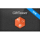 GiftTeaser - Get a free gift upon purchase