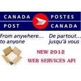 Canada Post WebServices Rates