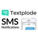 Textplode - Notifications and Bulk SMS for Customers and Admins
