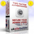 Google Two Factor Authentication Secure Admin