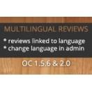 Multilingual Reviews