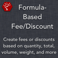 Formula-Based Fee/Discount