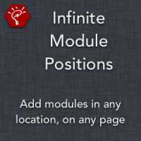 Infinite Module Positions
