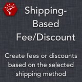 Shipping-Based Fee/Discount