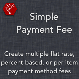 Simple Payment Fee