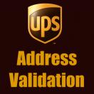 UPS Address Validation