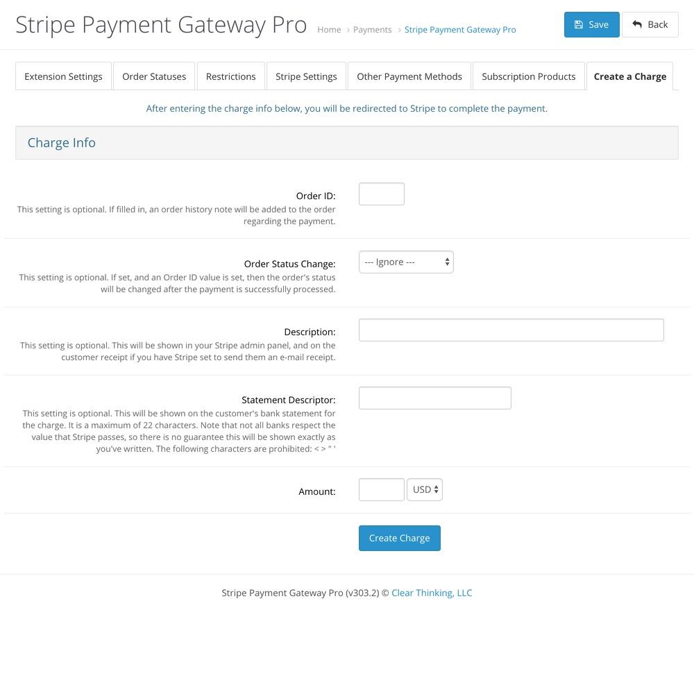 stripe payment gateway india